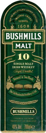 bushmills-single-malt-10-yo