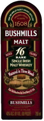 bushmills-single-malt