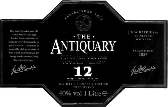 antiquary-12-yo