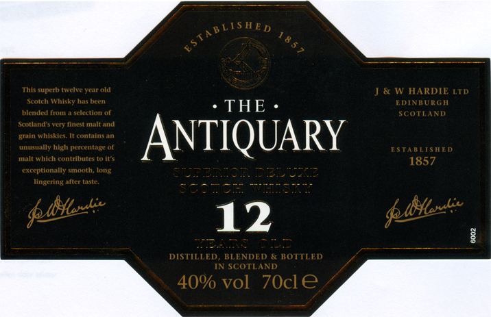 antiquary-12-yo