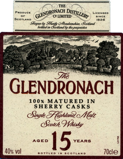 glendronach-15-yo