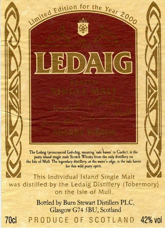 ledaig-2000-edition