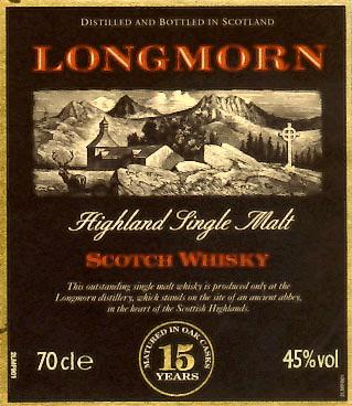 longmorn-15-yo