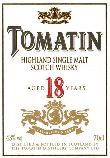 tomatin-18-yo