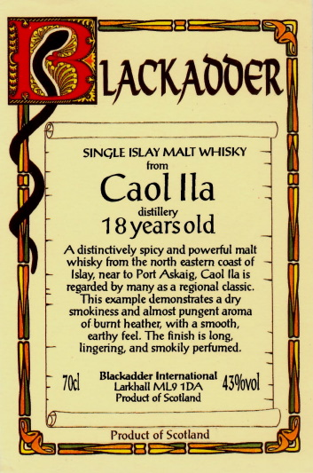 caol-ila-blackadder-18-yo