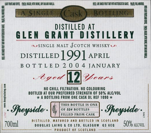 glen-grant-single-cask-bottling-12-yo-1991