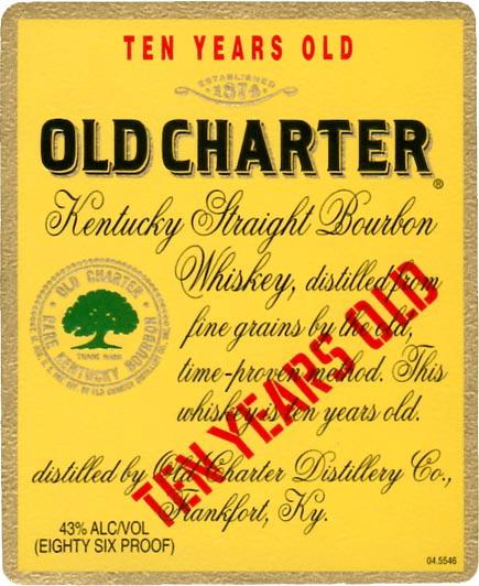 old-charter-10-yo